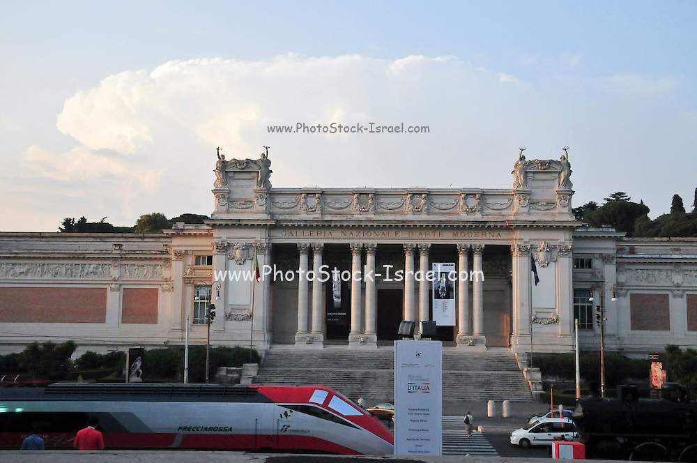 Rome, Italy, Galleria Nazionale d'Arte Moderna the National Museum of Modern and Contemporary Art