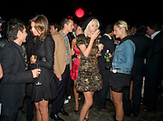 DASHA ZHUKOVA; LADY SOPHIA HESKETH; OLYMPIA SCARRY, The Summer Party. Hosted by the Serpentine Gallery and CCC Moscow. Serpentine Gallery Pavilion designed by Frank Gehry. Kensington Gdns. London. 9 September 2008.  *** Local Caption *** -DO NOT ARCHIVE-© Copyright Photograph by Dafydd Jones. 248 Clapham Rd. London SW9 0PZ. Tel 0207 820 0771. www.dafjones.com.