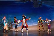 Bay Pointe Ballet performs Bruce Steivel's Peter Pan at the San Mateo Performing Arts Center in San Mateo, California, on November 2, 2014. (Stan Olszewski/SOSKIphoto)