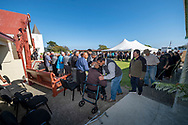 Field day, Tunapahore B2A Incorporation, Torere.<br /> <br /> Ahuwhenua Trophy Excellence in Māori Farming Award 2021 for Dairy. February 2021. Photo by alphapix.nz<br /> <br /> CONDITIONS of USE:<br /> <br /> FREE for editorial use in direct relation the Ahuwhenua Trophy competition. ie. not to be used for general stories about the finalist or farming.<br /> <br /> NO archiving of images. NO commercial use. <br /> Please contact John@alphapix.co.nz if you have any questions