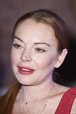 FILE: Lindsay Lohan - 21 Sep 2017