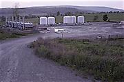 Northcentral Pennsylvania, Gas Fracking, Tioga County