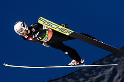 Vladimir Zografski (BUL) during the Trial Round of the Ski Flying Hill Individual Competition at Day 1 of FIS Ski Jumping World Cup Final 2019, on March 21, 2019 in Planica, Slovenia. Photo by Matic Ritonja / Sportida
