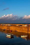 Quai d'Orange, Saint-Pierre-Quiberon, Brittany, France