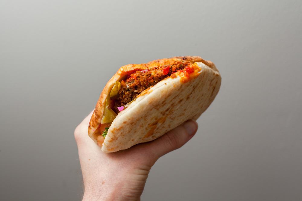 Falafel Sandwich from Liberty Choice ($5.39)
