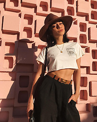 """Vanessa Hudgens releases a photo on Instagram with the following caption: """"When @chadwoodhair sees a cool wall and tells u to stand in front of it. Lol this is the result \ud83d\udc97\ud83c\udf80\ud83c\udf38"""". Photo Credit: Instagram *** No USA Distribution *** For Editorial Use Only *** Not to be Published in Books or Photo Books ***  Please note: Fees charged by the agency are for the agency's services only, and do not, nor are they intended to, convey to the user any ownership of Copyright or License in the material. The agency does not claim any ownership including but not limited to Copyright or License in the attached material. By publishing this material you expressly agree to indemnify and to hold the agency and its directors, shareholders and employees harmless from any loss, claims, damages, demands, expenses (including legal fees), or any causes of action or allegation against the agency arising out of or connected in any way with publication of the material."""