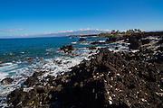 Weliweli Point, Kohala Coast, Big Island of Hawaii