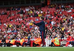 Arsenal Ladies manager Joe Montemurro - Mandatory by-line: Arron Gent/JMP - 28/07/2019 - FOOTBALL - Emirates Stadium - London, England - Arsenal Women v Bayern Munich Women - Emirates Cup