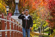 Photos of the Norwich University campus in the midst of the Fall foliage season.