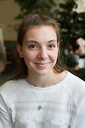 Megan Schacher som under 2017 års midsommarfest i Astoria blev krönt till både Miss Finland och Miss Scandinavia. Megan Schachers släktingar emigrerade från Finland till USA.<br /> <br /> Foto: Christina Sjögren