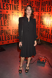 """Esther Freud at """"Hoping For Palestine"""" Benefit Concert For Palestinian Refugee Children held at The Roundhouse, Chalk Farm Road, England. 04 June 2018. <br /> Photo by Dominic O'Neill/SilverHub 0203 174 1069/ 07711972644 - Editors@silverhubmedia.com"""