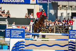 Deusser Daniel, GER, Tobago Z<br /> European Championship Jumping<br /> Rotterdam 2019<br /> © Dirk Caremans<br /> Deusser Daniel, GER, Tobago Z