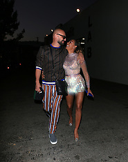 Simon Cowell's private party - 22 Aug 2018