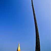 Wat That Luang Temple, Vientiane, Laos