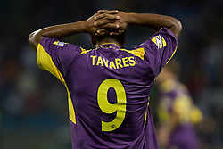Marcos Morales Tavares of Maribor at Third Round of Champions League qualifications football match between NK Maribor and FC Zurich,  on August 05, 2009, in Ljudski vrt , Maribor, Slovenia. Zurich won 3:0 and qualified to next Round. (Photo by Vid Ponikvar / Sportida)