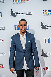 October 11, 2016 - Nashville, Tennessee, USA - Bobbi Gawvi at the 47th Annual GMA Dove Awards  in Nashville, TN at Allen Arena on the campus of Lipscomb University.  The GMA Dove Awards is an awards show produced by the Gospel Music Association. (Credit Image: © Jason Walle via ZUMA Wire)