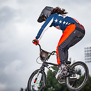 2021 UCI BMXSX World Cup<br /> Round 4 at Bogota (Colombia)<br /> Qualification Moto<br /> Last Chance<br /> ^me#187 GARCIA, Jared (USA, ME)