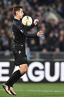 Miroslav Klose Lazio <br /> Roma 17-03-2016 Stadio Olimpico Football Europa League Round of 16 second leg 2015/2016 Lazio - Sparta Praha. Foto Antonietta Baldassarre / Insidefoto