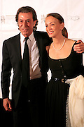 Albert Hammond and wife, Claudia Fernadez at The 2008 Songwriters Hall of Fame Awards Induction Ceremony held at The Marriott Marquis Hotel on June 19, 2008 ..The Songwriters Hall of Fame celebrates songwriters, educates the public with regard to their achievements, and produces a spectrum of professional programs devoted to the development of new songwriting talent through workshops, showcases and scholarships. The sonwriters Hall of Fame was founded in 1969 by songwriter Johnny Mercer and publishers Abe Olman and Howie Richardson