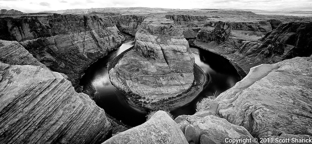 Each time I make it back to Horseshoe Bend I get a different image. Makes it worth the trip.