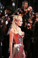 Actress Diane Kruger attending the gala screening of Amour at the 65th Cannes Film Festival. Sunday 20th May 2012 in Cannes Film Festival, France.