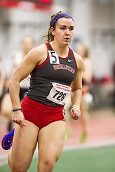 500, Northeastern 726, Boston University John Terrier Invitational Indoor Track and Field