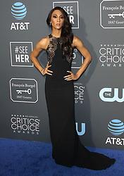 24th Annual Critics' Choice Awards. 13 Jan 2019 Pictured: MJ Rodriguez. Photo credit: Jaxon / MEGA TheMegaAgency.com +1 888 505 6342