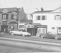 1950 Little Hungary Restaurant on Sunset Blvd.
