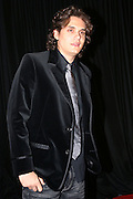 John Mayer posing before entering the 37th Annual Songwriters Hall of Fame Induction Ceremony at the Marriott Marquis Hotel in New York, USA, on Thursday, June 15, 2006. **ITALY OUT**