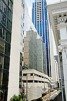 Buildings, Bangkok Thailand