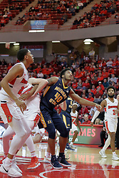 09 December 2017:  Jalen Dupree during a College mens basketball game between the Murray State Racers and Illinois State Redbirds in  Redbird Arena, Normal IL