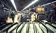 Richmond, VA 1968/05/01 Cigarette factory in 1968<br />Photo by Dennis Brack
