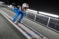 Hopp<br /> FIS World Cup<br /> Wisla Polen<br /> November 2017<br /> Foto: Gepa/Digitalsport<br /> NORWAY ONLY<br /> <br /> WISLA,POLAND,17.NOV.17 - NORDIC SKIING, SKI JUMPING - FIS World Cup, qualification. Image shows Daniel Andre Tande (NOR). Photo: GEPA pictures/ Wrofoto/ Piotr Hawalej - ATTENTION - NO USAGE RIGHTS FOR POLISH CLIENTS.