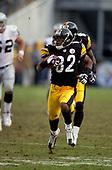 NFL-Oakland Raiders at Pittsburgh Steelers-Dec 7, 2003