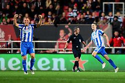 Jamie Murphy of Brighton & Hove Albion celebrates his goal - Mandatory by-line: Dougie Allward/JMP - 05/11/2016 - FOOTBALL - Ashton Gate - Bristol, England - Bristol City v Brighton and Hove Albion - Sky Bet Championship