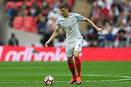 John Stones of England in action. FIFA World cup qualifying match, european group F, England v Malta at Wembley Stadium in London on Saturday 8th October 2016.<br /> pic by John Patrick Fletcher, Andrew Orchard sports photography.