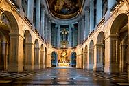 28-04-2018 - Versailles, een kijkje bij de privé-kamers van de koning en in de opera