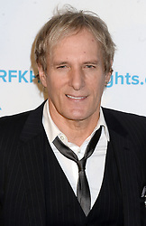 Michael Bolton attending the Robert F. Kennedy Human Rights 2016 Ripple of Hope Award at New York Hilton Midtown on December 6, 2016 in New York City, NY, USA; Photo by Dennis Van Tine/ABACAPRESS.COM