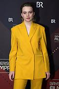 Wedler Luna auf dem Roten Teppich anlässlich der Verleihung des 41. Bayerischen Filmpreises 2019 am 17.01.2020 im Prinzregententheater München.