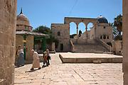 Israel, Jerusalem, Old City, Temple Mount