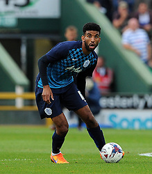 QPR's Oscar Gobern - Photo mandatory by-line: Harry Trump/JMP - Mobile: 07966 386802 - 11/08/15 - SPORT - FOOTBALL - Capital One Cup - First Round - Yeovil Town v QPR - Huish Park, Yeovil, England.
