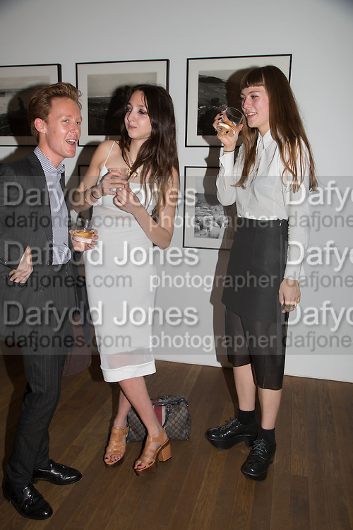 ALEXANDER MONTAGUE-SPAREY;  TISH WEINSTOCK; ROSE EASTON; TPG Contemporaries Party. Photographers' Gallery. Ramillies St. London. 19 June 2013