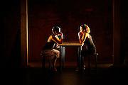 Belo Horizonte_MG, Brasil.<br /> <br /> Coreografia de  Luciana Lanza e Aretha Maciel em Belo Horizonte, Minas Gerais.<br /> <br /> Choreography of Luciana Lanza and Aretha Maciel in Belo Horizonte, Minas Gerais.<br /> <br /> <br /> Foto: LEO DRUMOND / NITRO