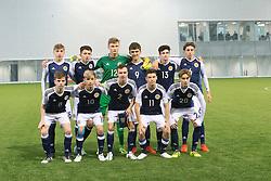 Scotland 0 v 3 Repulic of Ireland, Under 16 Victory Shield played at Oriam, Edinburgh.
