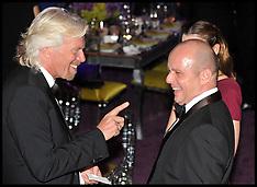 Steve Hilton and Richard Branson at the White House