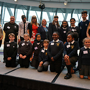 "City Hall, London, Uk, 29th June 2017. George Mitchell School, Whitehall Primary, Kelmscott School, Wyvil, Carterhatch Infant School ""silver Awards"" of the City Hall awards at the Health and education experts celebrate London's healthiest schools."