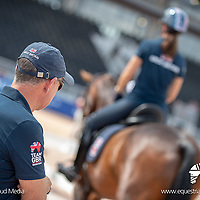 Monday 10 September - Social Media Images -Team GBR - World Equestrian Games 2018 - Tryon, NC