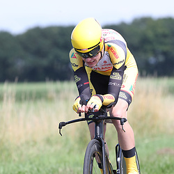 EMMEN (NED wielrennen <br /> Tijdrit Topcompetitie Emmen Robin Lowik