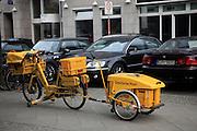 Germany Berlin postal service