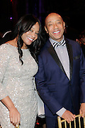 January 30, 2017-New York, New York-United States: (L-R) Connie Orlando, SVP of Music, News, and Specials at BET. Executive Producer of Black Girls Rock. and Media Mogul Russell Simmons (Honoree) attend the National Cares Mentoring Movement 'For the Love of Our Children Gala' held at Cipriani 42nd Street on January 30, 2017 in New York City. The National CARES Mentoring Movement seeks to dispel that notion by providing young people with role models who will play an active role in helping to shape their development.(Terrence Jennings/terrencejennings.com)